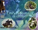 Ry and Ramsay Hanson