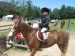 Leadline Rider Lauren Woznica