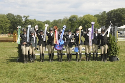 Horsemanship Group 13 and Over